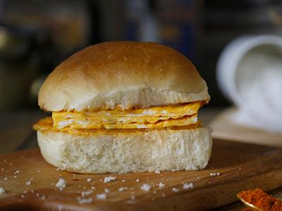 Mumbai Omelette Sandwich