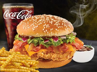 Smokehouse Bbq Chicken Sandwich