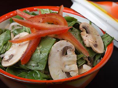 Jarjir Salad
