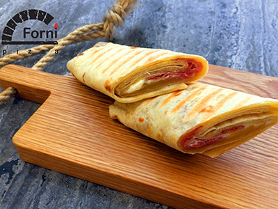 Ham & Cheese Wrap