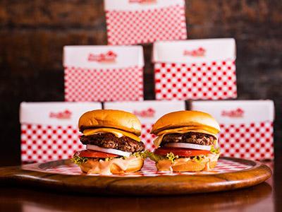 Beef Slider Burger