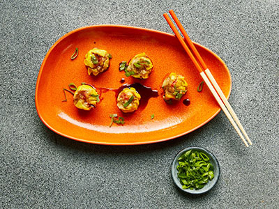 Chicken Siew Mai