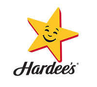 hardees promotion banner