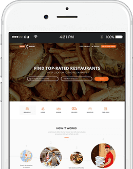 Emirates-Restaurants in your mobile! Get our app