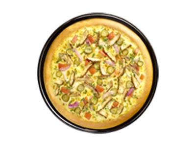 Medium Pan Chicken Shawerma