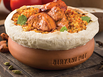 Chicken Quinoa Biryani
