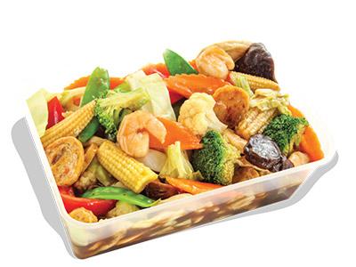 Chopsuey Grand Platter