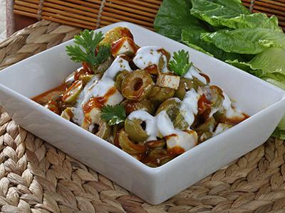 Zaitooni Salad