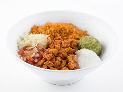 Burritos Grilled Chicken
