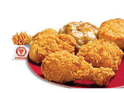 3 Pcs Chicken