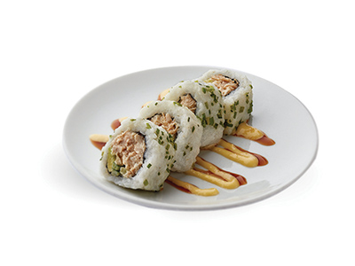 Cooked Tuna Roll