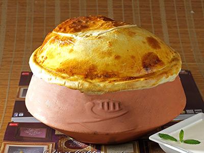 Egg Masala Biryani