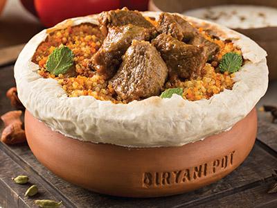 Lamb Quinoa Biryani