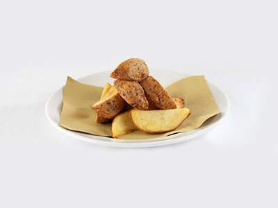 Patate Fritters