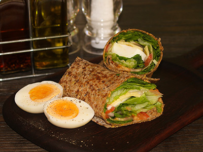 Super Egg Wrap