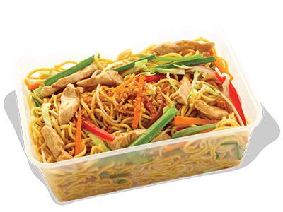Chicken Hakka Noodles Grand Platter
