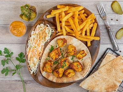 Chicken Tandoori Meal
