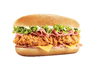 Fillet Supreme Sandwich