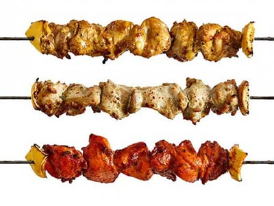 Mixed Grilled Kebab Platter