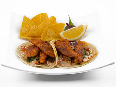 Tacos Grilled Fish