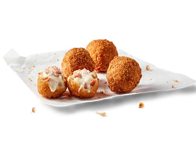 Cordon Bleu Chicken Bites