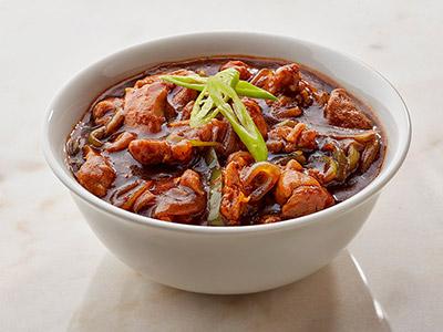 Spicy Chili Chicken Dry