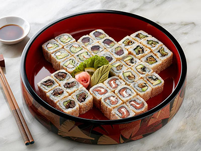 Sumo Sushi Tray