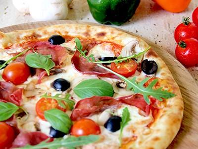 Small Forni Pizza