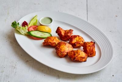 Zafrani Murgh Kabab Chicken