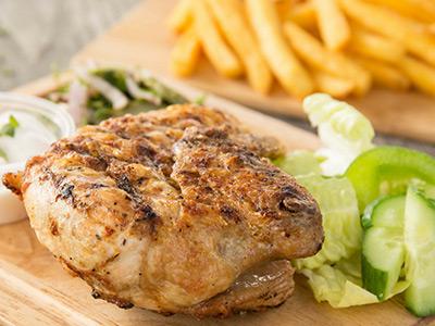 1/4 Grilled Chicken