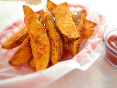 Wedges Potatoes
