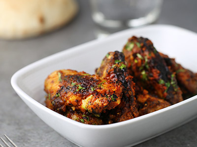Chicken Wings Provencal