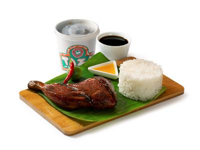 Inasal Meal