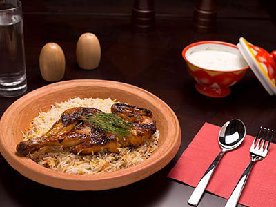 Chicken Madhbi