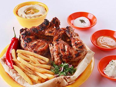 1/2 Grilled Chicken