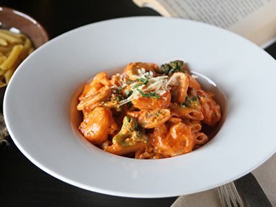 Loranzo Pasta Shrimp