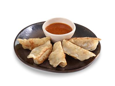 Steamed Chicken Gyoza