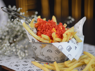 Cheetos Fries