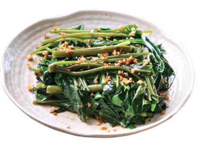 Stir Fry Kangkong