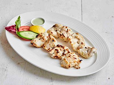 Murg Malai Kabab Chicken