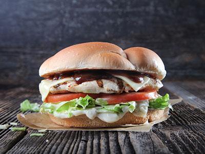 Cherokee Burger - Single