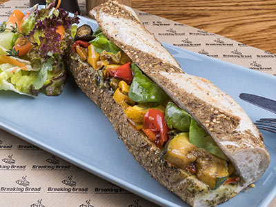 Antipasta E Basta Sandwich