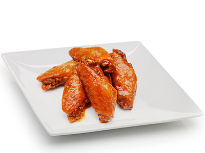 Buffalo Chicken Wings - 6 Pieces
