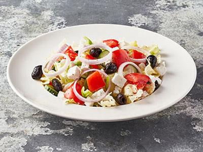 Mediterranean Feta Salad