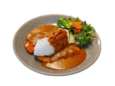 Hot Katsu Curry - Hot Chicken
