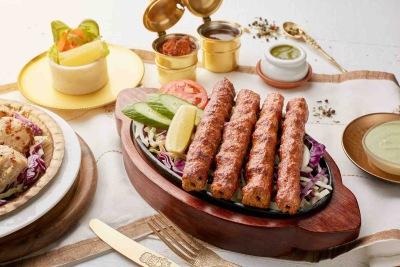 Shahi Seekh Kabab Mutton
