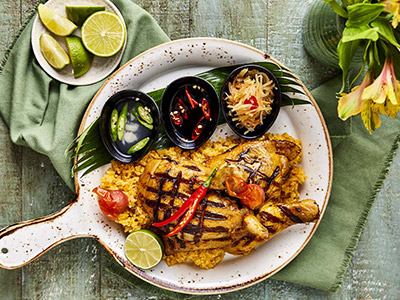 Chicken Bacolod Inasal