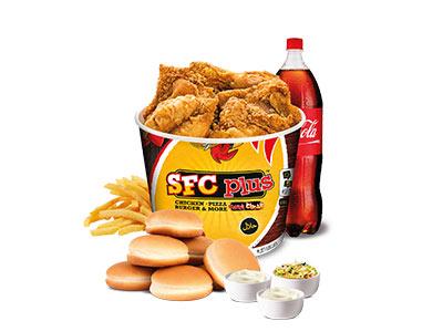 20 Pieces Chicken Strips