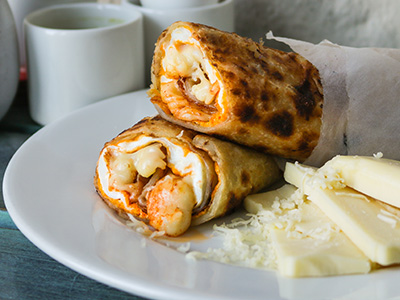 Egg & Cheese Roll