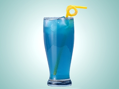 Blue Ice Juice
